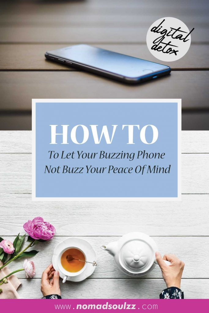 Digital Detox 101. 21 Practical Things You Can Do To Let Your Buzzing Phone Not Buzz Your Peace Of Mind. The like and dislike. The digital duality of life has more to it than superficially seems and is more interwoven in our lives than we might realise.
