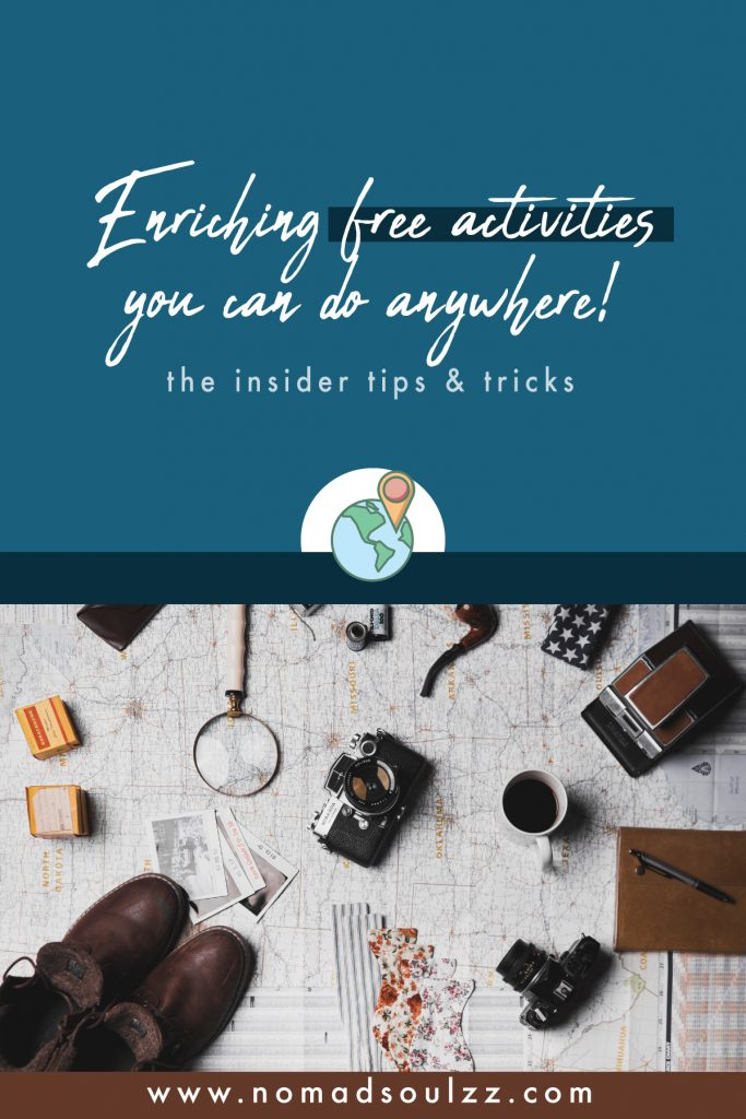 Inexpensive traveling isn't just a dream. Fill your vacation with these free activities you can do anywhere and master the art of budget travel.