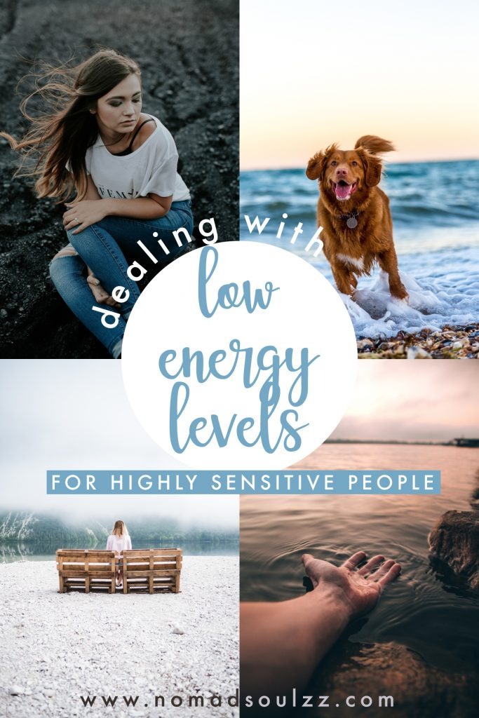 Are you a Highly Sensitive Person (HSP) struggling with low energy levels? You are not alone! Ask yourself these questions and check out the practical tips for a more energised life. Claim your free positive affirmation printable today!