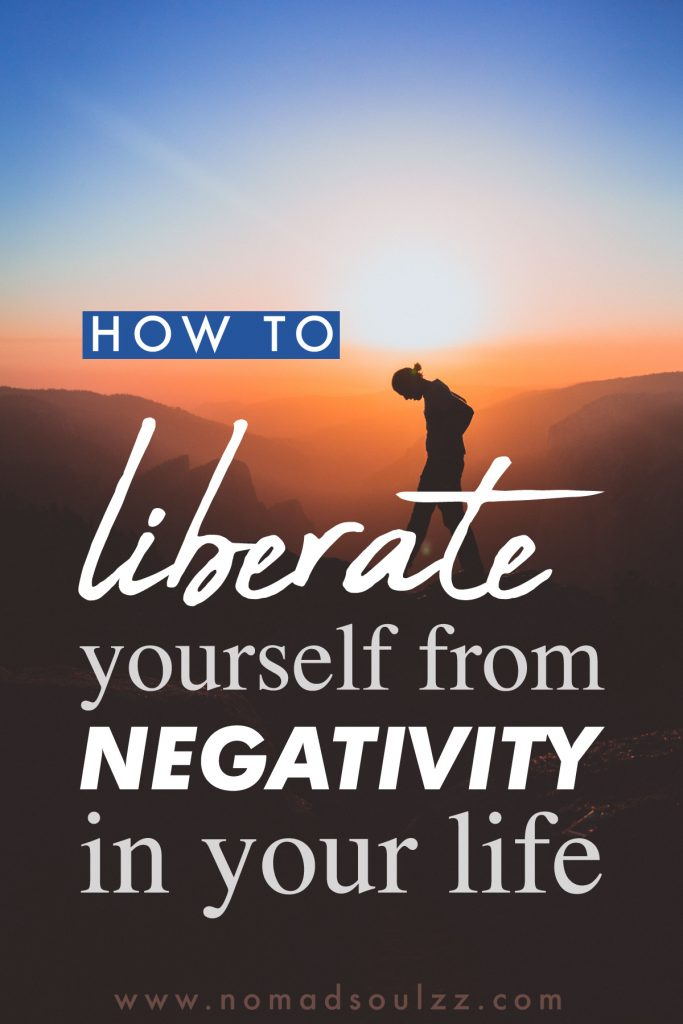 How to get rid of negative energy? Cleanse yourself and your environment of negative vibes. Learn how to detect and pickup the signs. The power is yours.