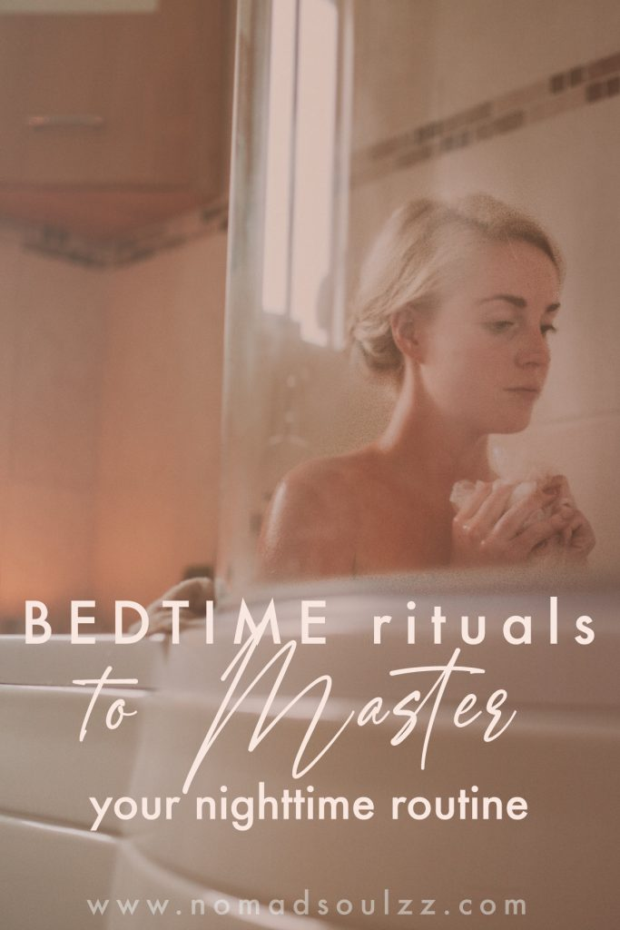Spice up your bedtime routine by experimenting adding these proven soothing bedtime rituals. Have a nighttime routine like never before with these sleeping tips and tricks!