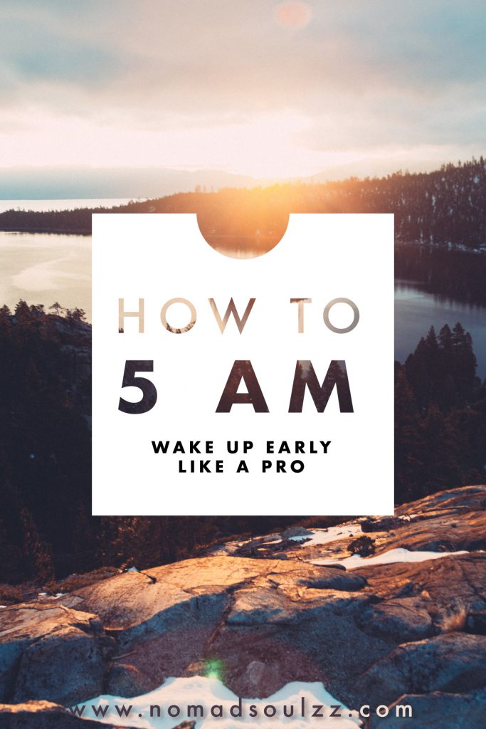 Always wanted to be a morning person? Here the essential tips & tricks that cover the way to wake up early. Peaceful, energized and ready for the day. Morning motivation, here I come!