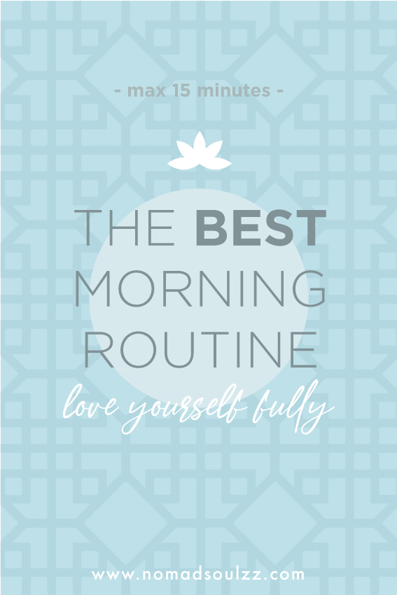 Looking for the best before work morning routine? Then check out this 15 minute self-care checklist. This healthy and productive list is full of proven to work ideas for a great start of your day.